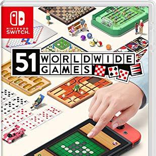 动森玩腻了嘛?来试试这款游戏吧!单人多人都能玩!51 Worldwide Games