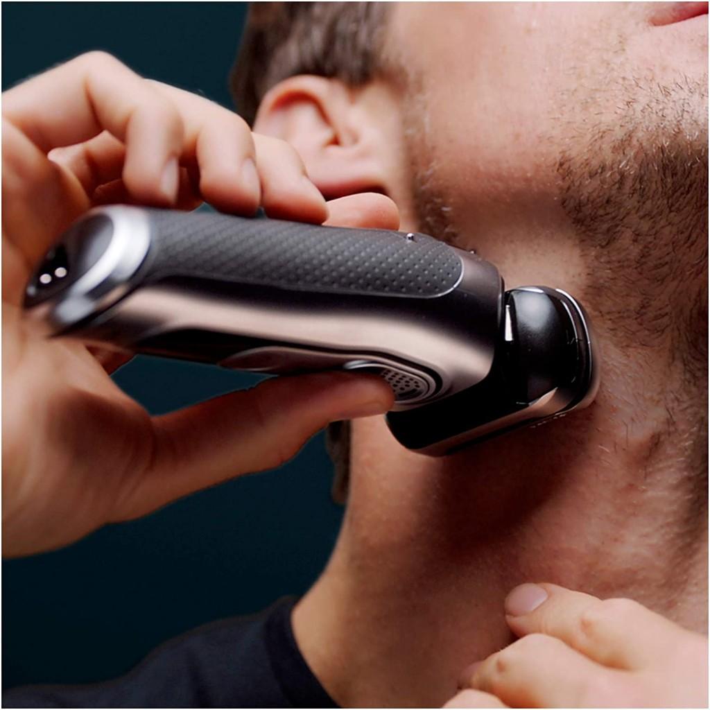 制霸型!S9系列博朗Braun高级电动剃须刀