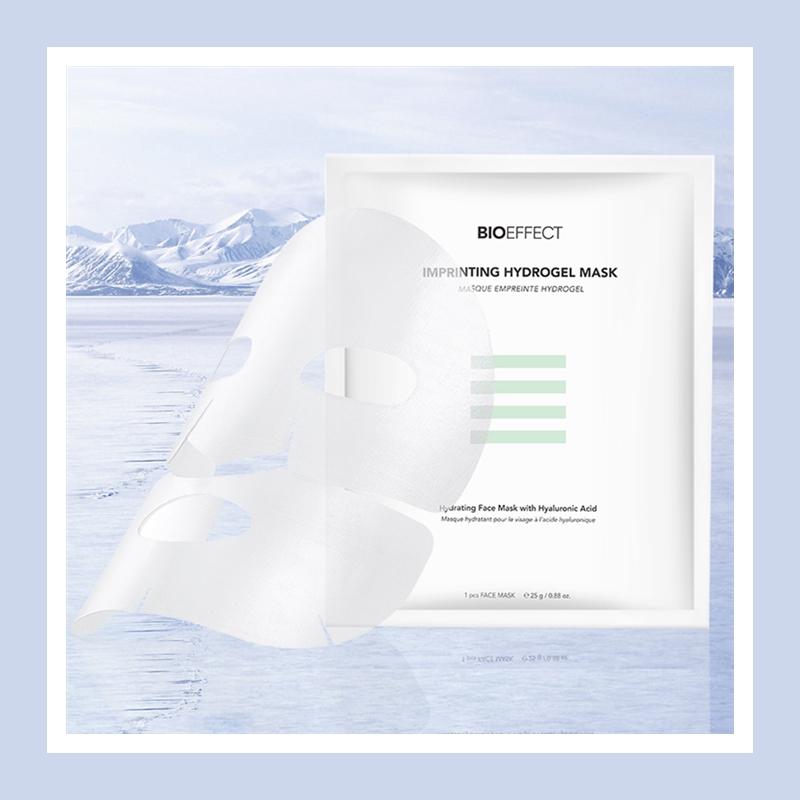 小分子渗透激活,给肌肤喝饱水!Bioeffect 蓓欧菲冰封无痕水凝胶面膜6片装