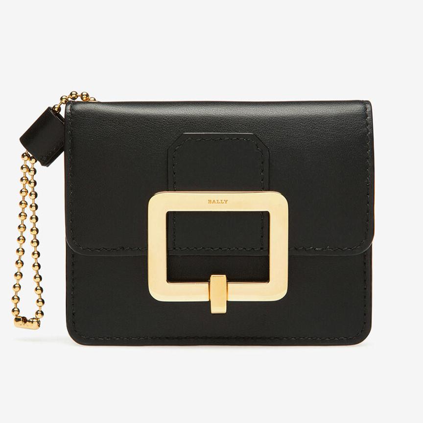 小包才是潮流!可可爱爱的钥匙扣小钱包  Bally JINA