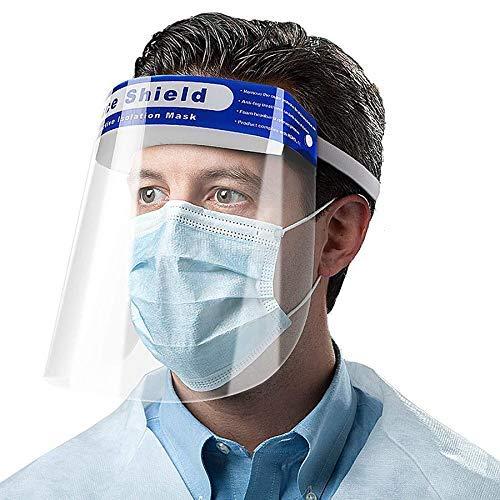 为您全方位保驾护航 全脸防护面罩