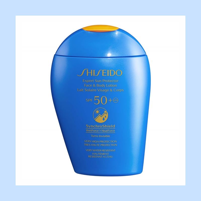 全网最低价什么的都逃不过小编的双眼!Shiseido 资生堂SPF50+蓝胖子防晒150ml