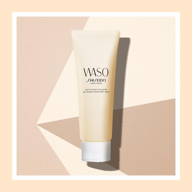 你的脸需要深层清洁啦!Shiseido 资生堂WASO青春日和去角质去黑头洁面乳