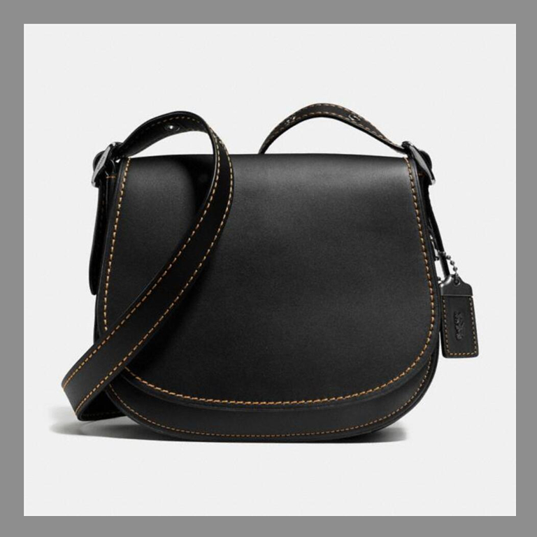 Coach saddle bag 23号马鞍包