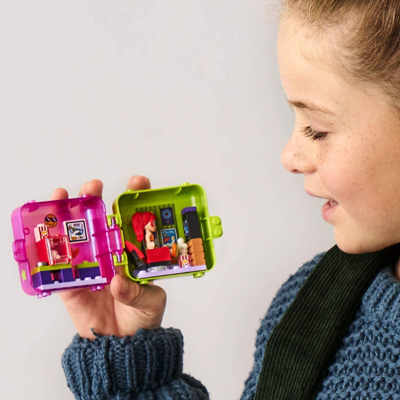 从这个奇妙的小盒子开始入股乐高吧!LEGO米娅魔方系列电影院套装