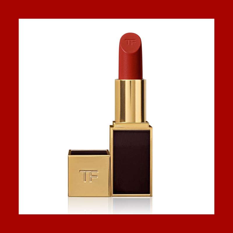 如果人生只能拥有一支口红,那一定是Tom Ford 16斯嘉丽红!