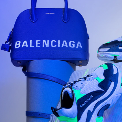 这一波潮流尖品你不能错过!Balenciaga 巴黎世家包包鞋子配饰特卖