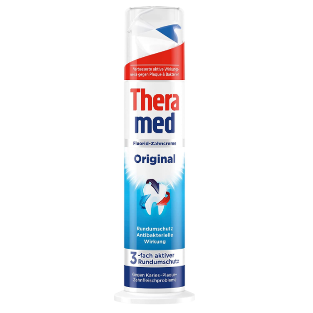 Theramed口腔护理牙膏