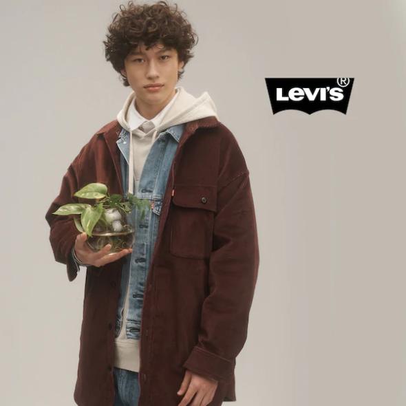 永远不败的经典牛仔!Levi's 李维斯男女儿童专场