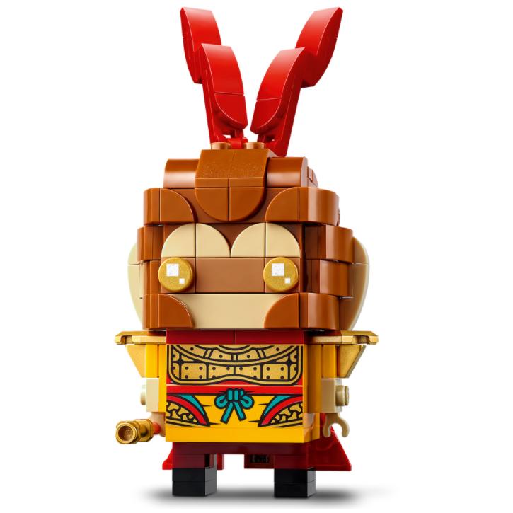 LEGO乐高 悟空小侠Q版模型大人小孩都爱!