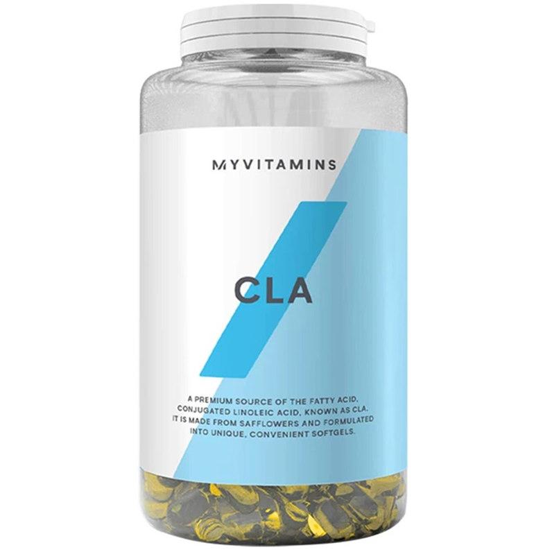 脂肪燃烧弹!烧掉你的小肚子!Myvitamins CLA共轭亚油酸胶囊