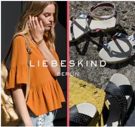 在德国的你怎么能不看看本土高端品牌呢?高档皮具品牌Liebeskind