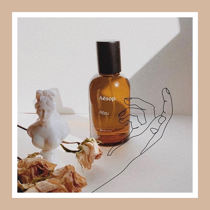 不过是飘飘渺渺,丝丝缕缕萦绕心头!AĒSOP 伊索新款香水「Rōzu 馥香水」