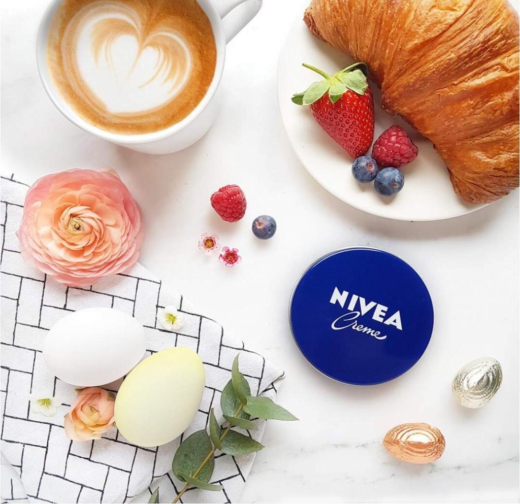 全家老少都能用的NIVEA妮维雅经典蓝罐护肤霜