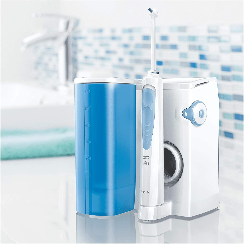 口腔不护理 牙病来找你 Oral-B 水牙线冲牙器