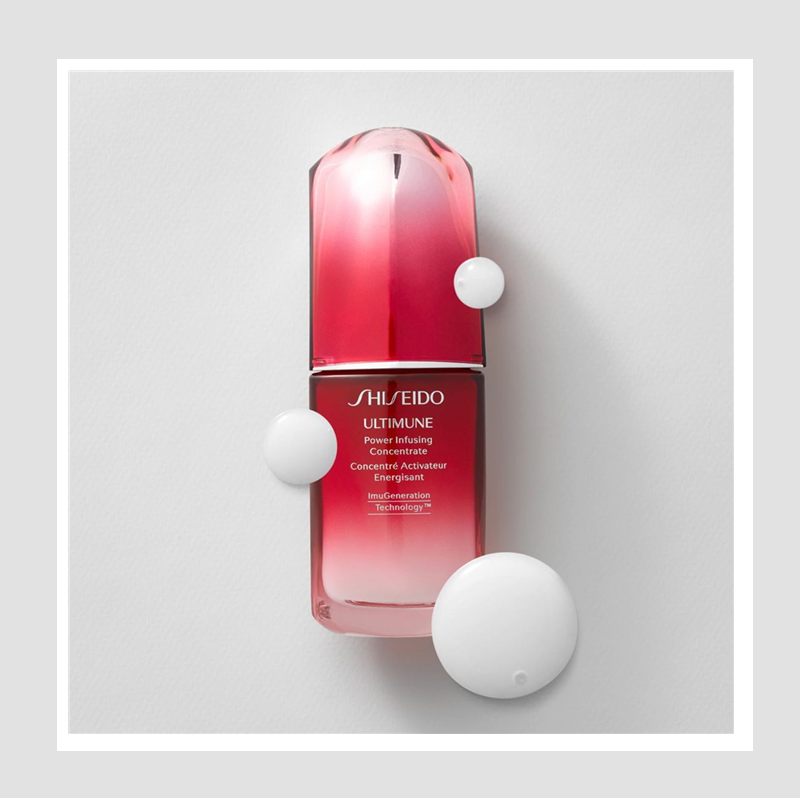 每13秒就售出一瓶!Shiseido/资生堂 红腰子精华 50ml