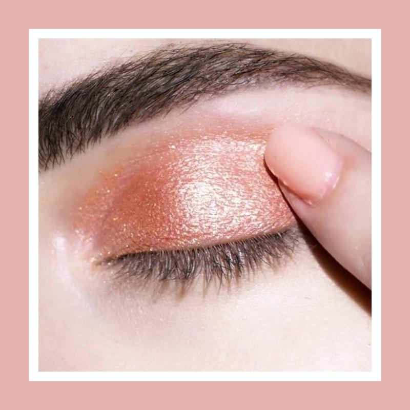一分钟就能搞定绝美眼妆!Tom Ford 双层眼影膏#Golden Peach