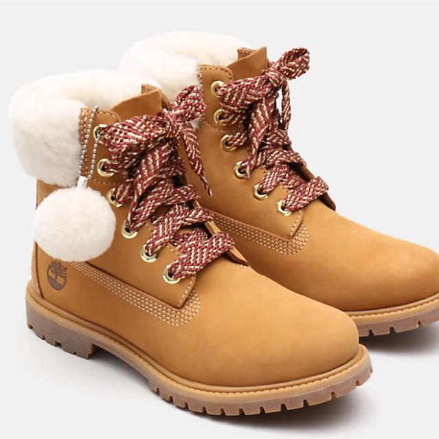 反季半价囤一双美美的靴子不香吗?Timberland 雪球靴