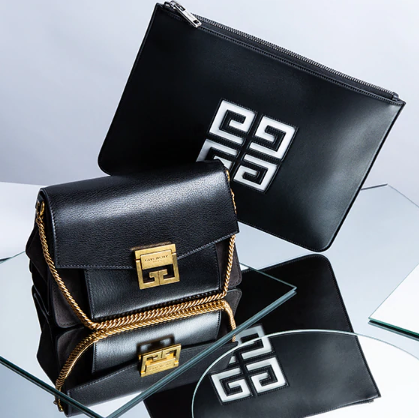 Cool Girl们请进!酷而随性的Givenchy包包