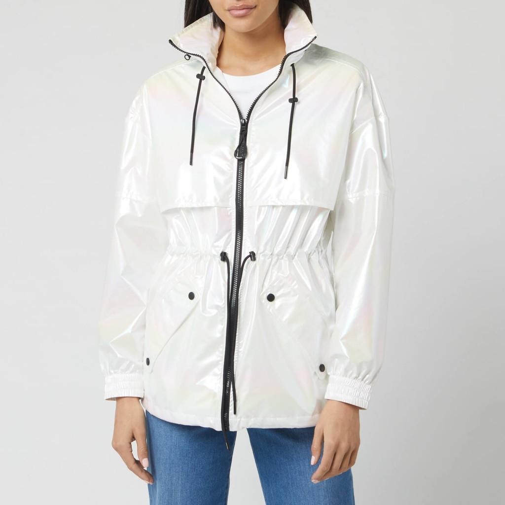 【直邮中国】光棱下的彩虹色!雨天中的一抹明媚——Kenzo雨衣外套