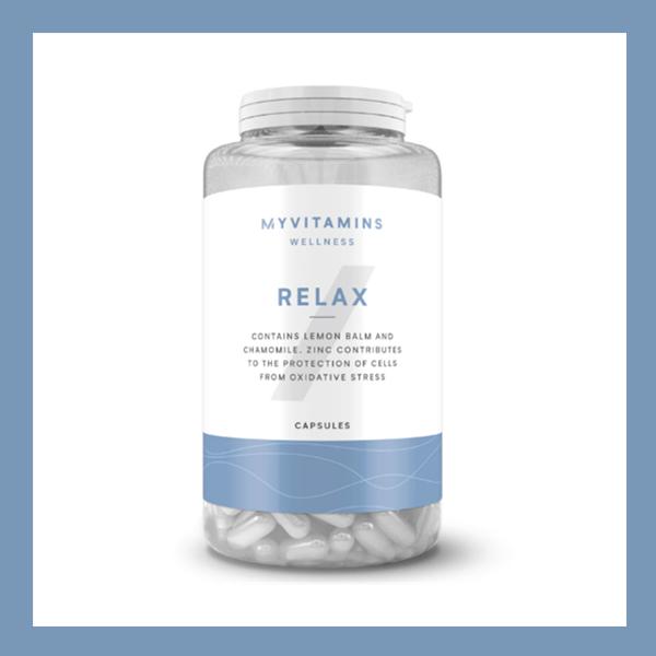 不用长岛冰茶也能换你整晚安睡!myvitamins Relax 放松助眠胶囊