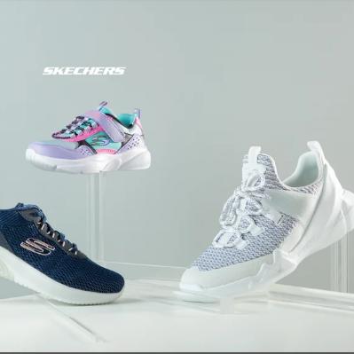 舒适与速度的完美结合!Skechers男女鞋和童鞋