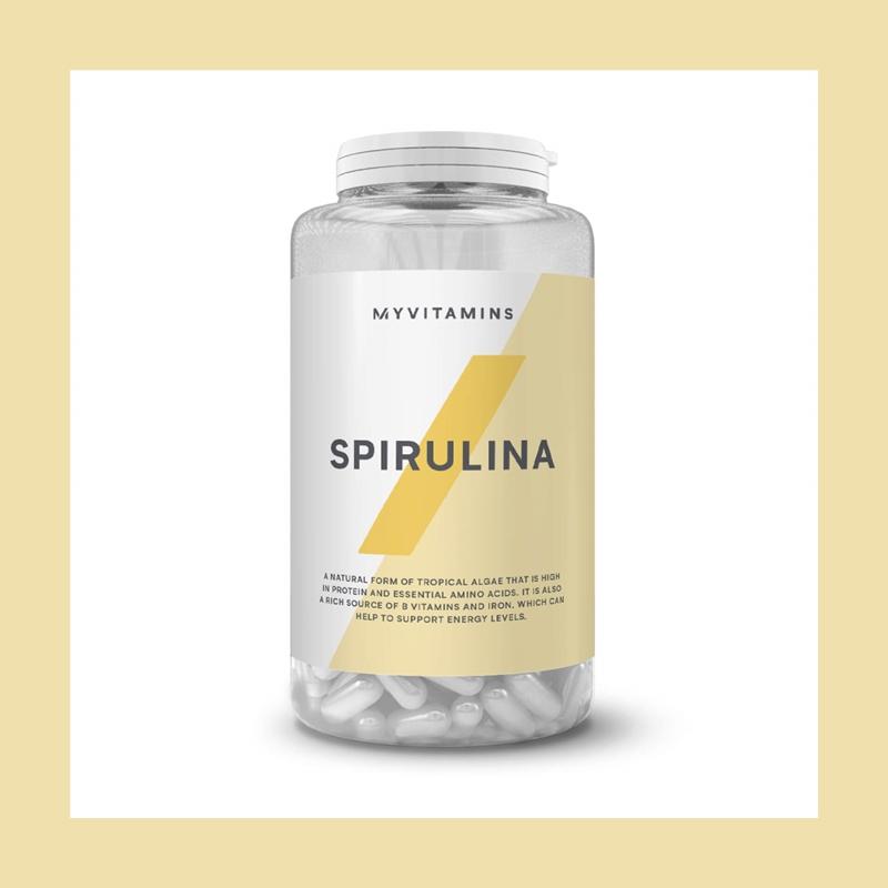 减轻疲劳缓解疲倦!Myvitamins Spirulina 优质螺旋藻补充剂