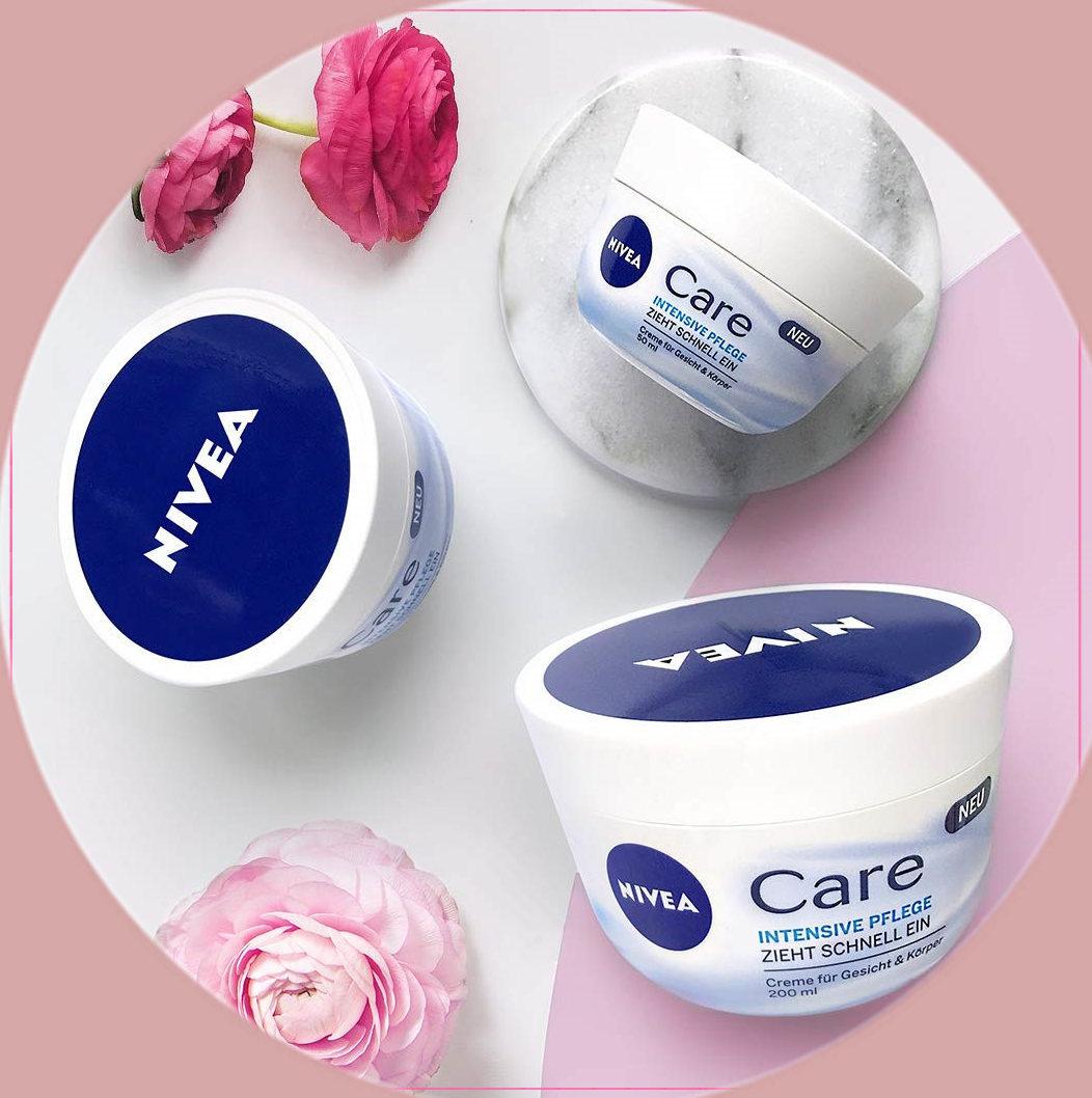 在干燥的秋冬滋润你的肌肤 NIVEA大蓝罐身体乳霜 400ML
