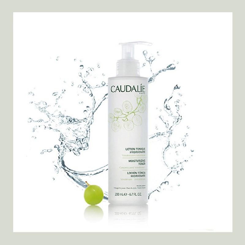 是最最受欢迎的大葡萄系列!Caudalie/欧缇丽 柔润保湿爽肤水 400ml超大号装