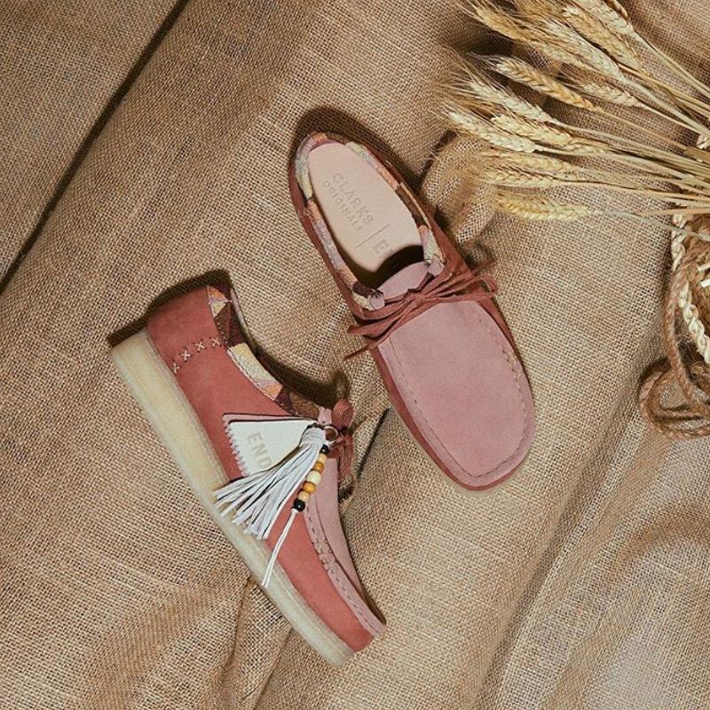 最舒适好穿的英伦风皮鞋Clarks
