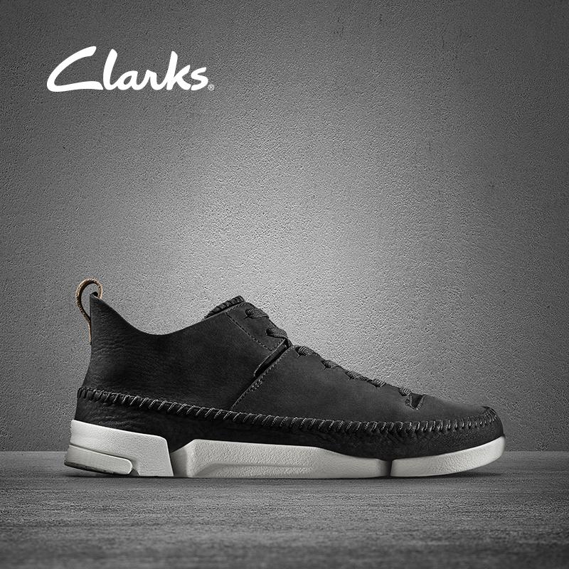 """让众明星人脚一双的""""三瓣鞋"""" Clarks三瓣鞋 黑白粉三色可选 男女同款"""