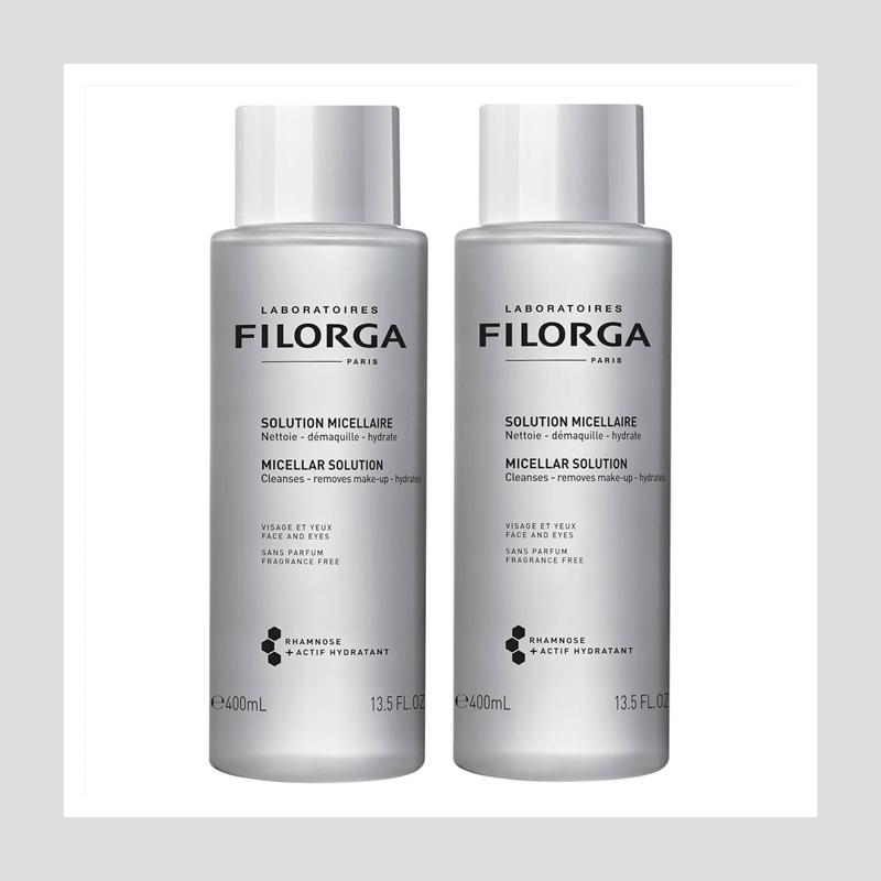 卸妆的同时呵护脆弱肌肤!Filorga 菲洛嘉赋活卸妆精华液200ml*2支装