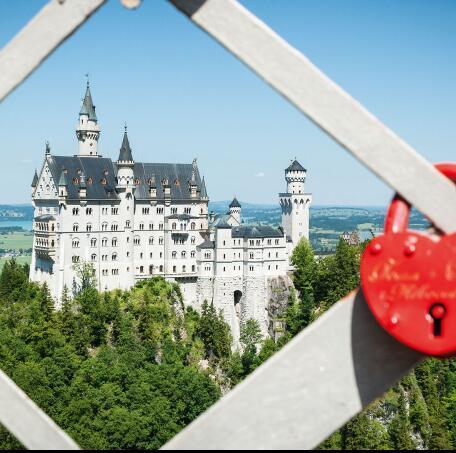 盘点德国那些必打卡的网红景点!处处都是流连忘返的美景!