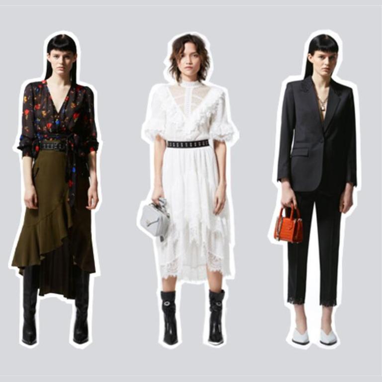 秋装还没买的小伙伴看看这里!法国著名时尚服装品牌The Kooples官网大促