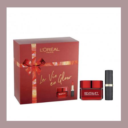 L'OREAL PARIS/巴黎欧莱雅 La Vie En Glow 光耀人生礼盒