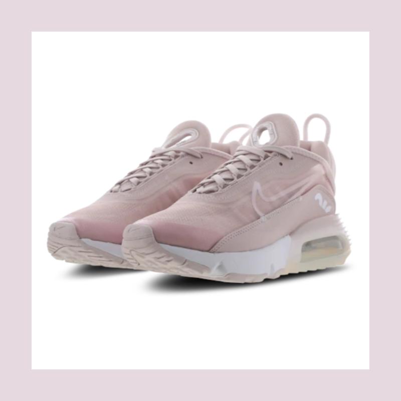 藕粉色可可爱爱舒适感一百分!Nike Air Max 2090,畅想Air的未来!