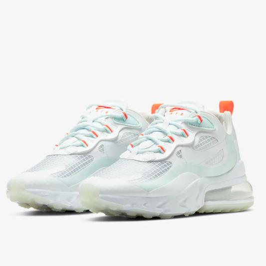 轻盈脚感~Nike Air Max 270 React SE女款运动鞋!