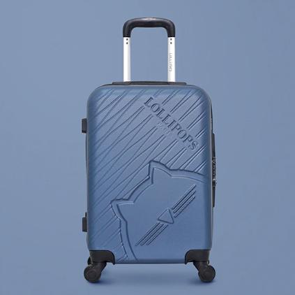 从未见过如此清新活力又好看的行李箱!Lollipops箱包