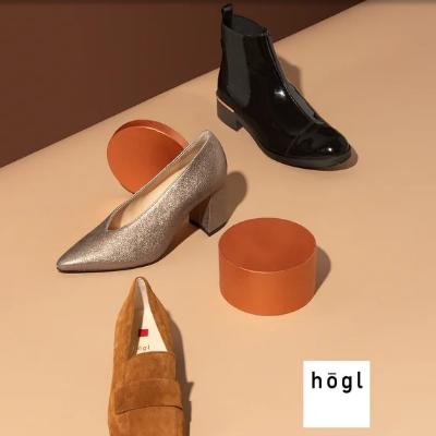 女神都无法拒绝鞋子!奥地利Högl女鞋