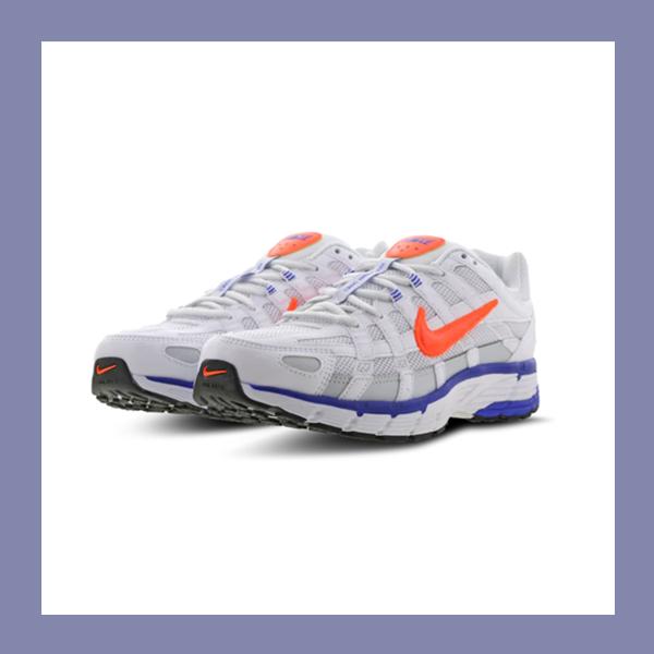 又能出街又能跑步! 复古宝藏运动鞋 Nike p-6000