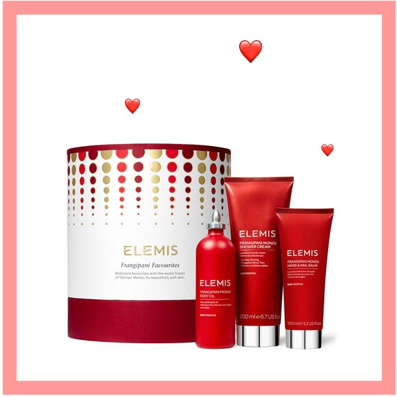 Elemis王牌产品!贝嫂也力推的Elemis 山茶花身体护理系列 圣诞套盒