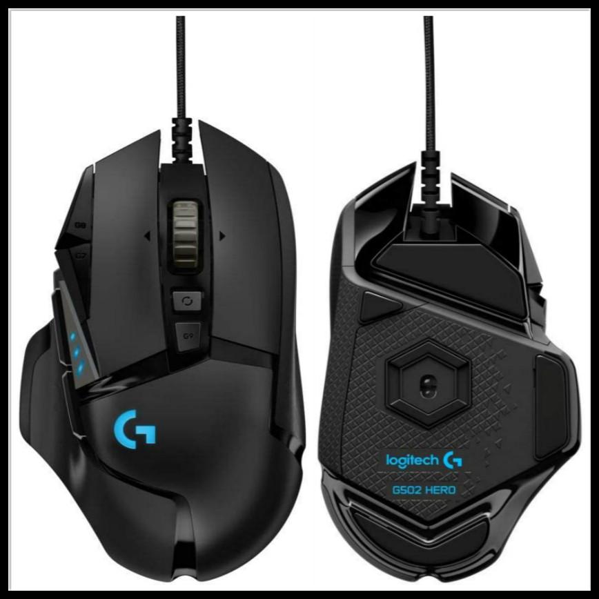 性价比超高的游戏鼠标!Logitech G502高性能游戏鼠标