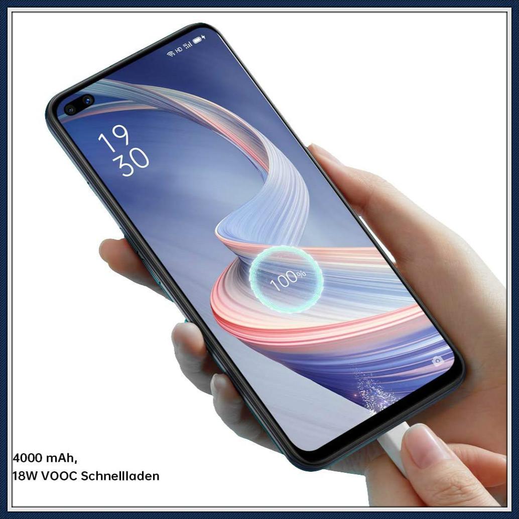 快人一步用上5G!OPPO Reno4 Z 5G手机