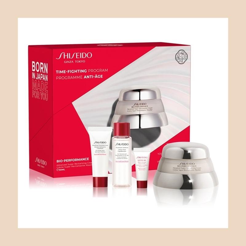 这个百优面霜套装定价也太低了吧!Shiseido 资生堂百优面霜套装