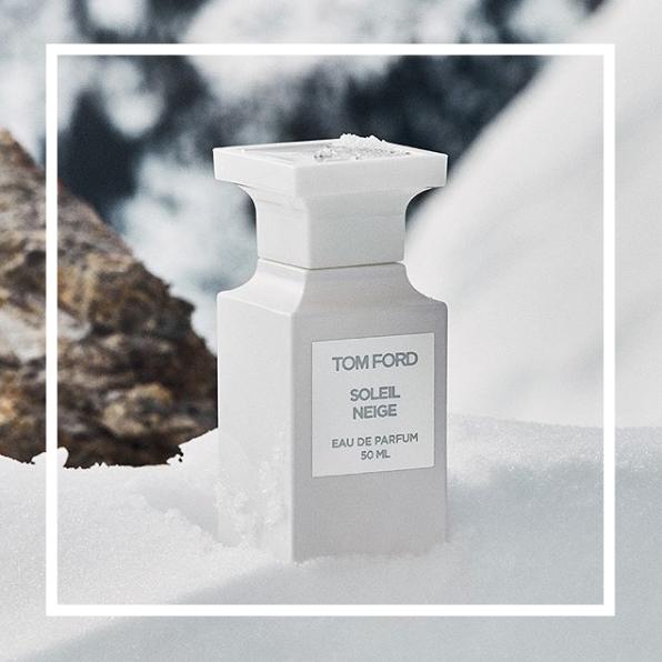 Tom Ford 汤姆福特私人调香系列雪映流光#Soleil Neige