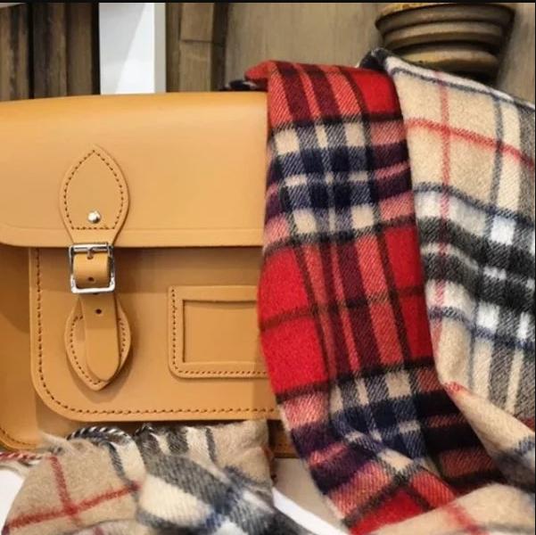 【直邮中国】GRETNA GREEN 苏格兰羊毛围巾大促