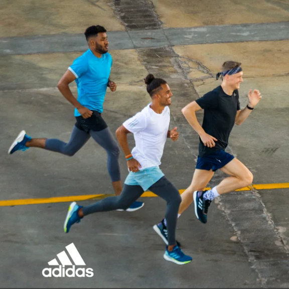永恒的运动潮流Adidas