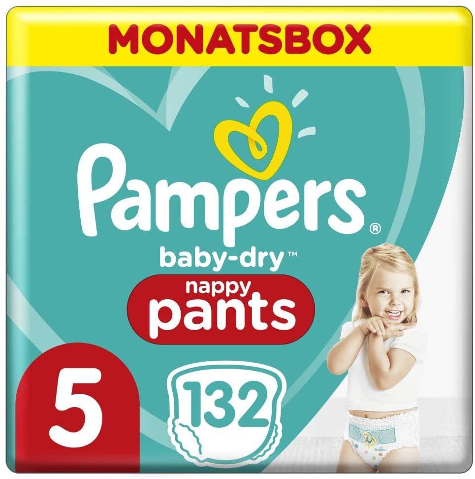 麻麻们快来囤尿布!Pampers 帮宝适纸尿裤