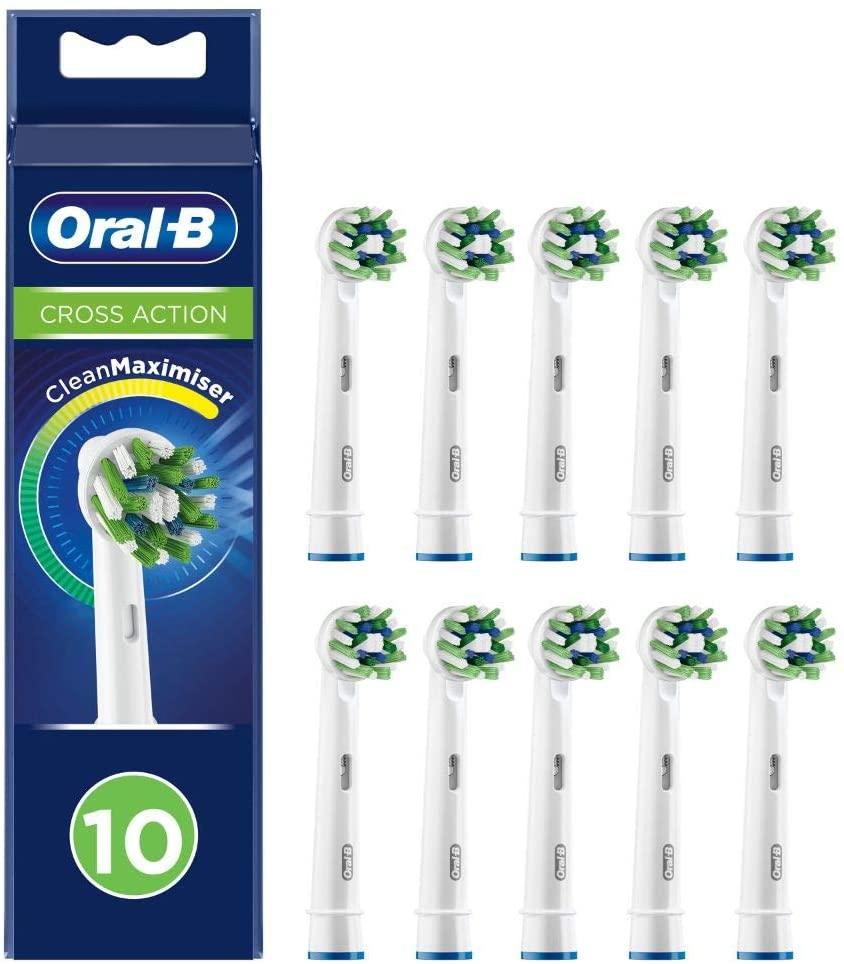 黑五闪促!Oral-B 欧乐B 超级洁净替换刷头