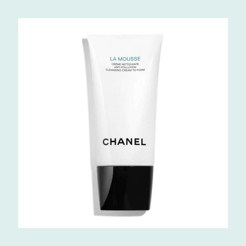 海洋植物精粹维护肌肤平衡!Chanel 香奈儿新款山茶花三合一洗面奶